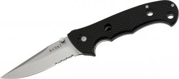 Columbia River Hammond Cruiser/ Serrated knives 7914CM