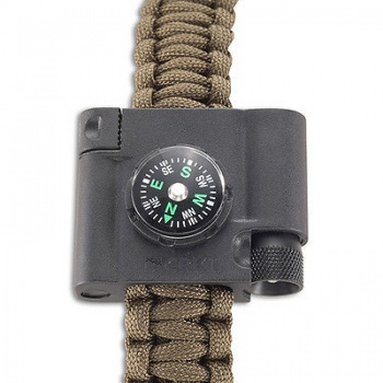 Columbia River Braceletcompass.led Fire Star knives 9703