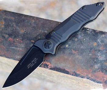 Gatco Mini Helix Black Tactical knives 43111