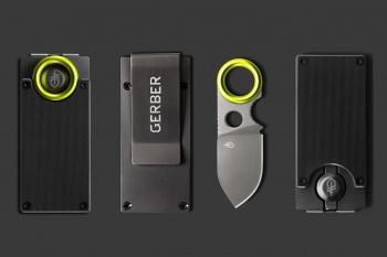 Gerber Gdc Money Clip knives / multitools 31-002521