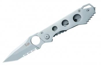 Heckler and Koch (HK) Grey Ally Tanto Llk knives 14447SG