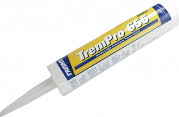 Tremco TremPro 656 One-Part, High-Performance Polymer Sealant (Tan)  TremPro656