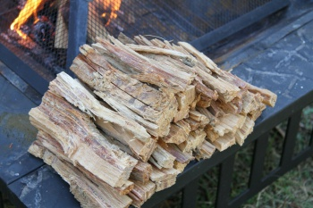 Fatwood Rich Lighter Fat Wood Kindling Emergency Fire Starters Tinder Sticks 1lb FATWOOD-1LB