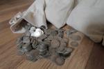 Survival Money - Lot of ten(10) 1892-1916 90% Circulated Silver Barber Dimes