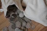Survival Money - 1892-1916 Barber Quarter 90% Circulated Silver Coin
