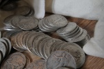 Survival Money - 1916-1947 90% Circulated Silver Walking Liberty Half Dollar