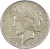 1926 Peace Silver Dollar Coin