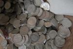 Survival Money - Lot of Ten(10) 1946-1964 90% Circulated Silver Roosevelt Dimes