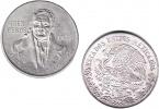 1978 Mexian Silver 100 Pesos Coin (.6429 oz Silver)