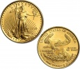 1999 1/10 oz Gold American Eagle Coin