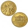 Austrian Philharmonic .9999 Fine Gold 1/10 oz Coin