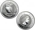 2012 Australian Silver Kookaburra Coin 1 oz