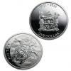 2013 New Zealand Silver Fiji Taku 1/2 oz Coin .999 Fine
