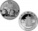2013 Chinese Silver Panda 1 oz Coin - In Capsule