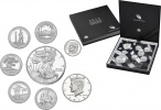 2013 U.S. Mint Limited Edition Silver Proof Set