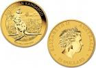 2014 1/10 oz Australian Gold Kangaroo Coin