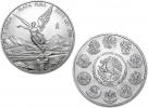 2014 1 oz Silver Mexican Libertad Coin