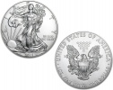 2015 1 oz Silver American Eagle Coin in Air-Tite Capsule