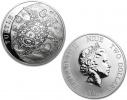 2015 New Zealand Niue Silver Hawksbill Turtle 1oz Coin