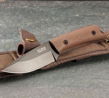 Ka-Bar Jarosz Globetrotter knives 7502