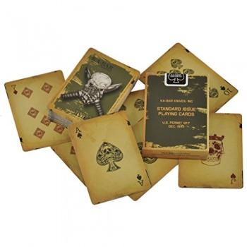 Ka-Bar Playing Cards knives 9914