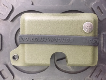 Concealment Commander Kydex Walle-od Green holsters 300OD