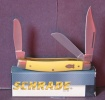 Imperial Schrade OLD TIMER SENIOR YELLOW - 8OTY