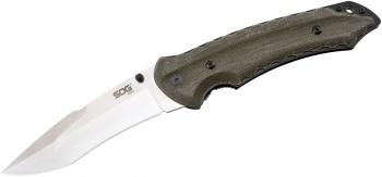 SOG Kiku Large Folding Satin knives KU-1011