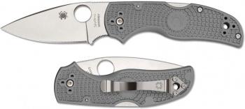 Spyderco Native 5 Gray Maxamet C41PGY5