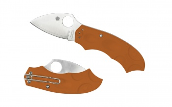 Spyderco Meerkat C64JPBORE Burnt Orange