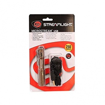 Streamlight Microsteam Usb Coyote flashlights 66608