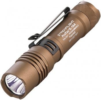 Streamlight Protac 1l 1aa Coyote flashlights 88073