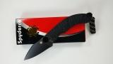 Spyderco Perrin PPT SC135GBBKP Knife
