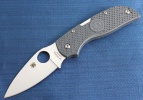 Spyderco CHAPARRAL FRN GRAY/PLAIN EDGE - C152PGY