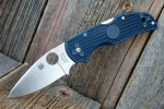 Spyderco NATIVE 5 DARK BLUE - C41PDBL5