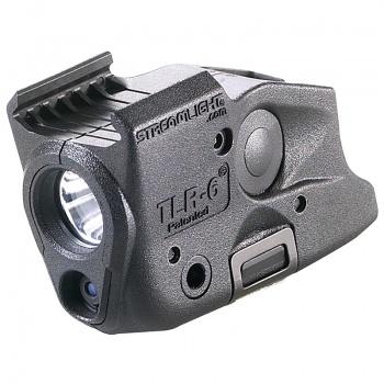 Streamlight Tlr-6 Rail (glock)2 Cr1/3n Bat flashlights 69290