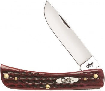 Case Cutlery Sod Buster Jr Old Red Bone BRK-CA10304