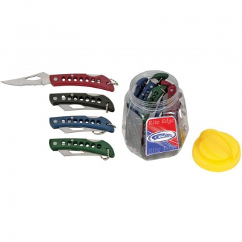 Rite Edge Lockback 36 Pc Assortment knives BRK-CN21011036