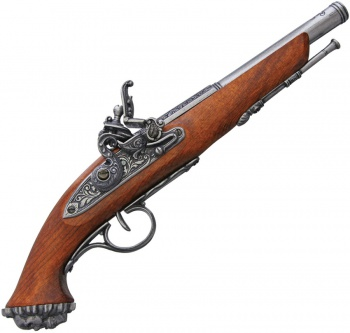 Denix 18th Century Pirate Flintlock replicas BRK-DX1103G