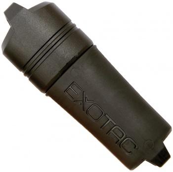 Exotac Firesleeve Lighter Case Black outdoor gear BRK-ET5005BLK