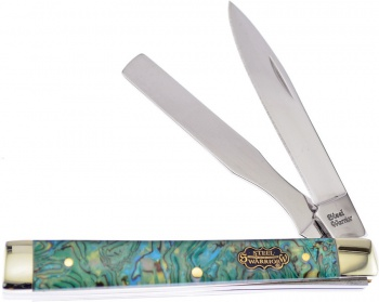 Frost Cutlery Doctors Knife Abalone knives BRK-FSW120AB