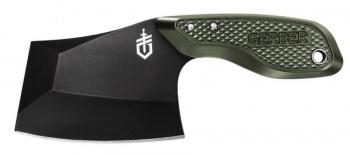 Gerber Tri-tip Mini Cleaver Green knives / multitools BRK-G3728