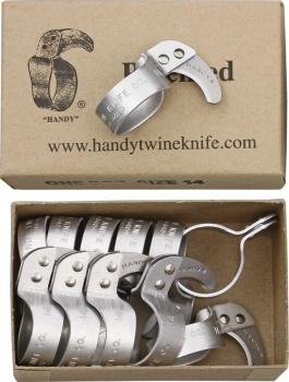 Handy Safety Knife Original Ring Knife 12 Pcs BRK-HT03