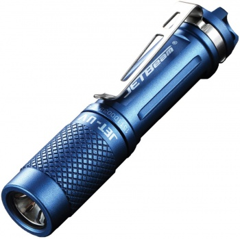 JETBeam Jet-uv Flashlight Blue BRK-JETUV