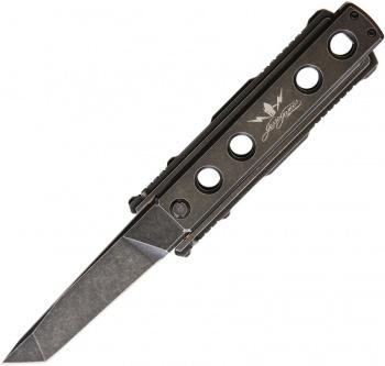 Jesse James Nomad Swing Blade Black Sw BRK-JJKC1BS