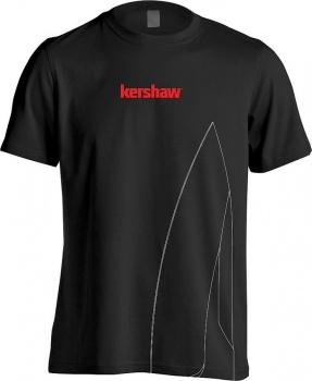 Kershaw Sharp T-shirt Black Small knives BRK-KS183S