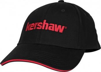 Kershaw Red Rim Cap L/xl knives BRK-KSCAP182LXL