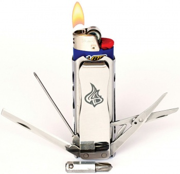 Lighter Bro Pro Silver BRK-LB015PG