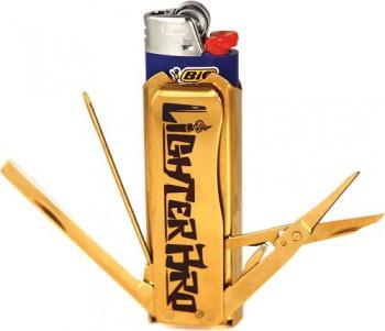 Lighter Bro Multi Tool Gold BRK-LB2013G