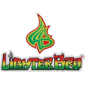 Lighter Bro Logo Sticker Assorted BRK-LBS